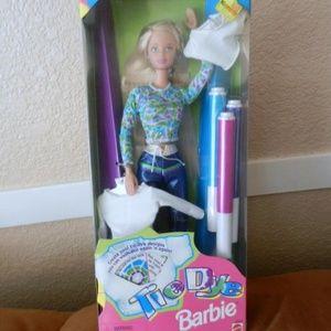 1998 Tie Dye Barbie NRFB